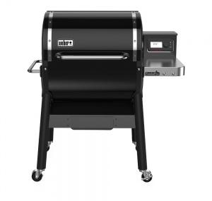 Smokefire ex4 gbs barbecue a pellet weber 22511004 - dettaglio 1