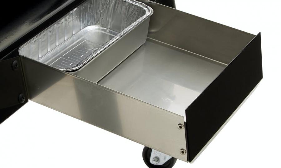 Smokefire ex6 gbs barbecue a pellet weber 23511004 - dettaglio 10