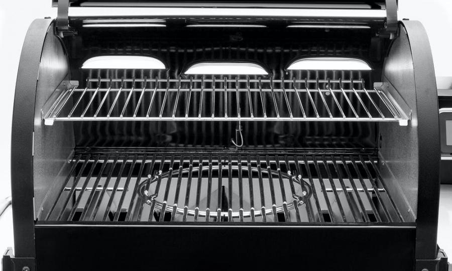 Smokefire ex6 gbs barbecue a pellet weber 23511004 - dettaglio 6