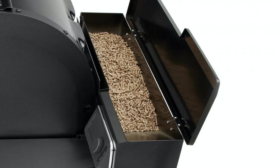 Smokefire ex6 gbs barbecue a pellet weber 23511004 - dettaglio 7