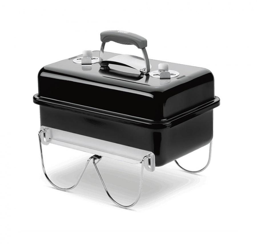 Go-anywhere barbecue a carbone weber 1131004 - dettaglio 1