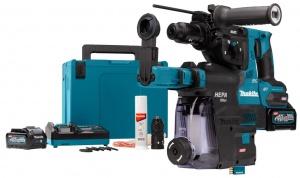 Tassellatore a batteria brushless aft 40v makita hr002gm204 - dettaglio 1