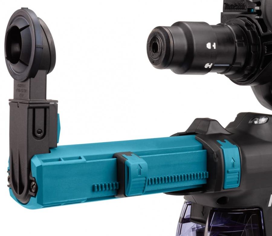 Tassellatore a batteria brushless aft 40v makita hr002gm204 - dettaglio 4