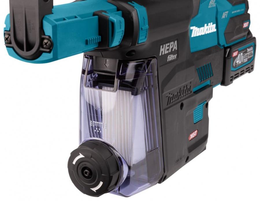 Tassellatore a batteria brushless aft 40v makita hr002gm204 - dettaglio 5