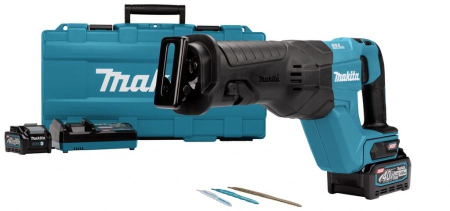 Seghetto diritto brushless a batteria 40v makita jr001gm201 - dettaglio 1