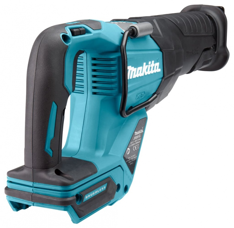 Seghetto diritto brushless a batteria 40v makita jr001gm201 - dettaglio 8