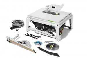 Festool TKS 80 EBS Sega circolare da banco SawStop - Dettaglio