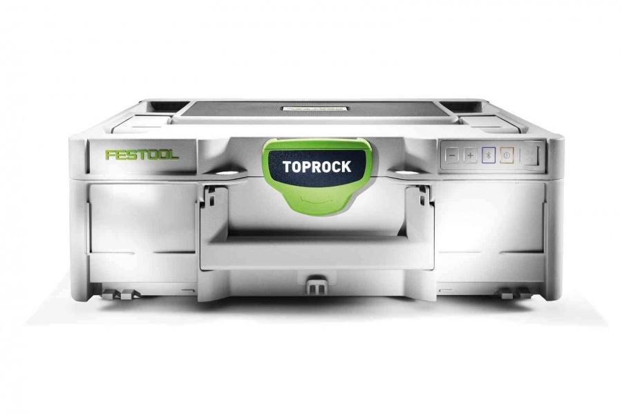 Festool SYS3 BT20 M 137 Altoparlante Bluetooth TopRock - dettaglio 2