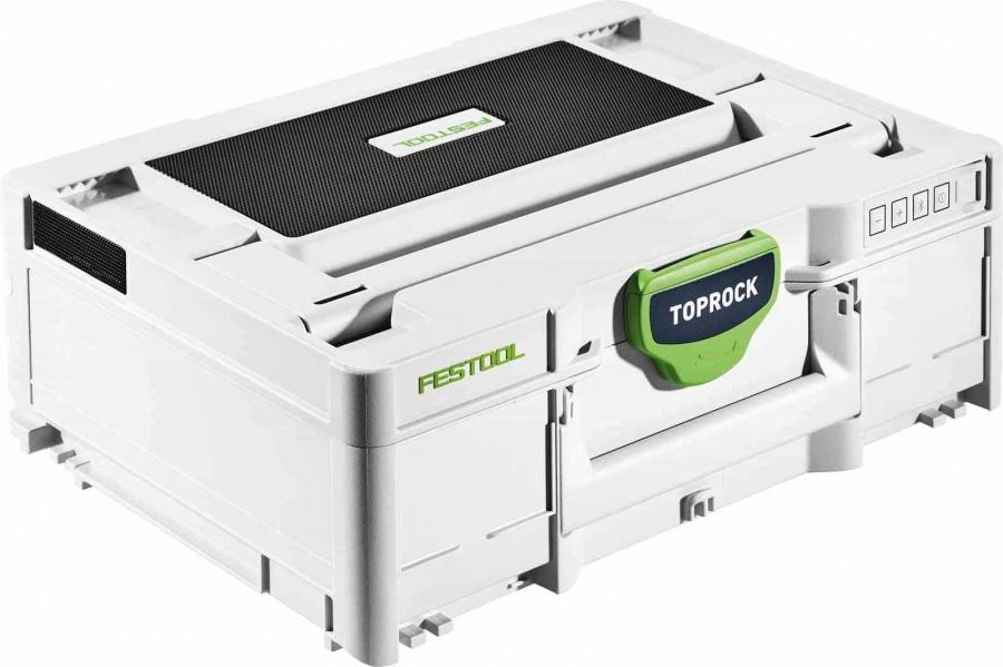 Festool SYS3 BT20 M 137 Altoparlante Bluetooth TopRock - dettaglio 3
