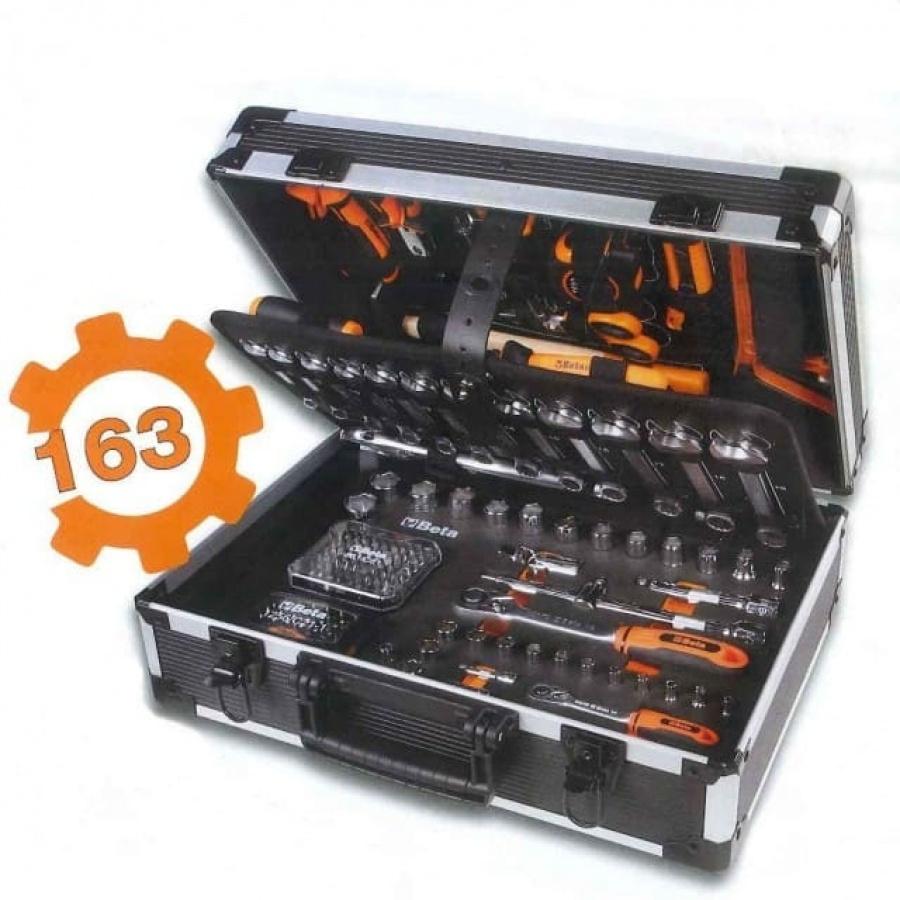 Beta 2056TE/I-20 Valigetta Trolley 163 utensili  - Dettaglio 1