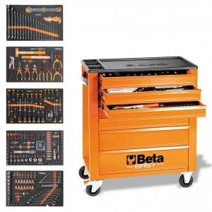 Beta 2400E/VU Cassettiera con assortimento 309 utensili - Dettaglio 1