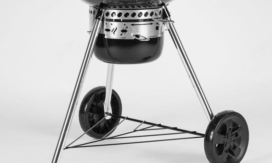 Weber Master-Touch GBS E-5750 Barbecue a carbone  - dettaglio 10