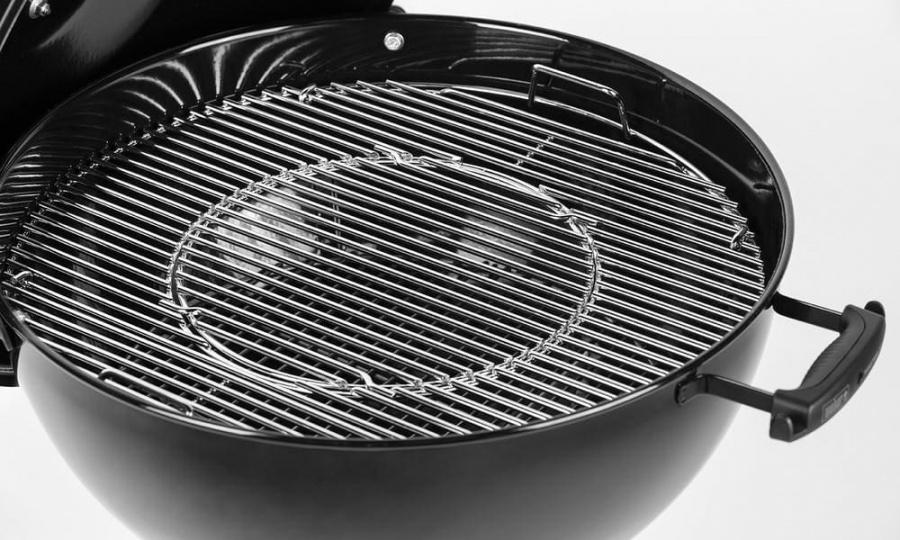 Weber Master-Touch GBS E-5750 Barbecue a carbone  - dettaglio 2