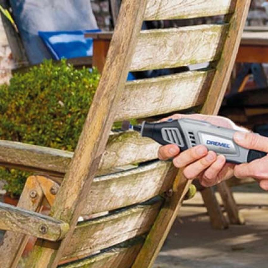 Dremel 8100ky utensile multifunzione outdoor campaign - dettaglio 10