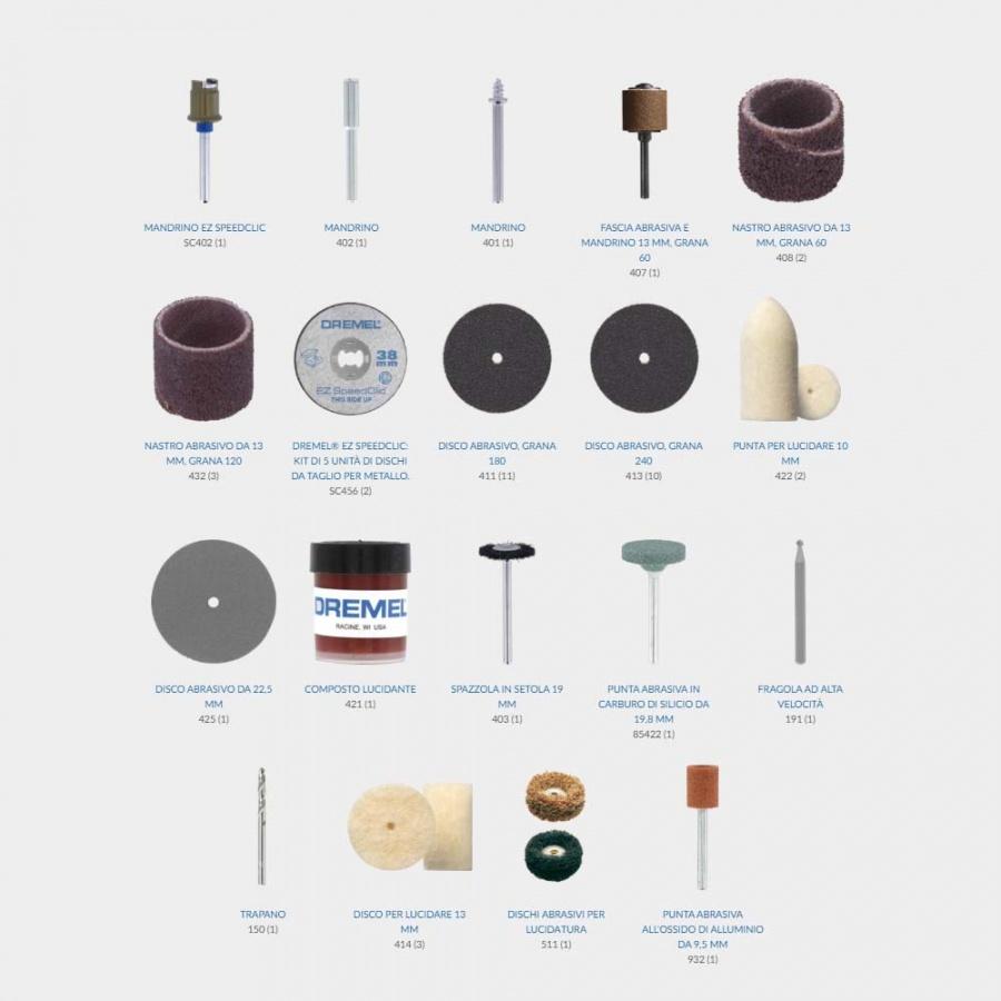 Dremel 8100ky utensile multifunzione outdoor campaign - dettaglio 4