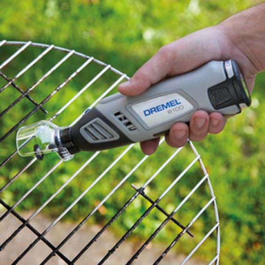 Dremel 8100ky utensile multifunzione outdoor campaign - dettaglio 9