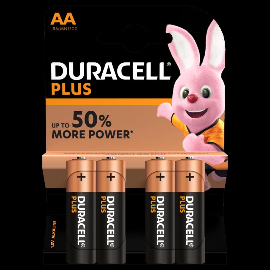 Batterie Alcaline Plus AA - dettaglio 1
