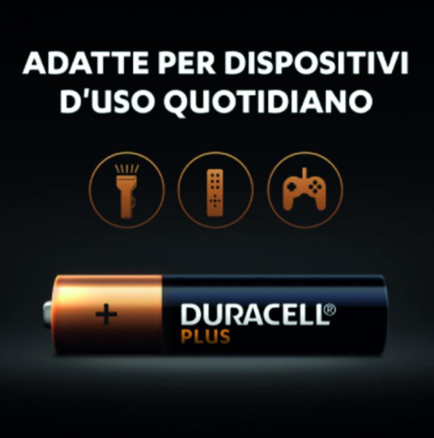 Batterie Alcaline Plus AA - dettaglio 3