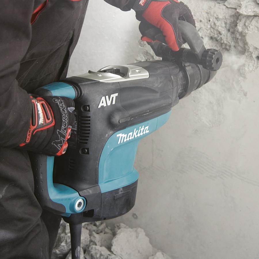 UTILIZZO 2 Martello Demolitore Rotativo Makita HR5211C 1500W mm. 52