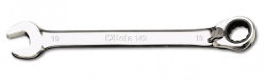 Chiave Combinata a Cricchetto reversibile Beta 142 mm. 30x30