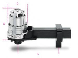 Moltiplicatore di coppia rapporto 125:1 con dispositivo antiritorno Beta 567/4R