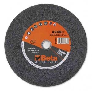 Beta 11019-a24n disco abrasivo per troncare acciaio 110190030 - dettaglio 1