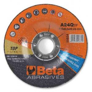 Beta 11024 Disco abrasivo da taglio inox - dettaglio 1