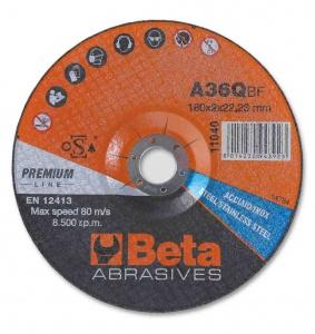 Beta 11040 disco abrasivo da taglio per acciaio e inox 110400018 - dettaglio 1