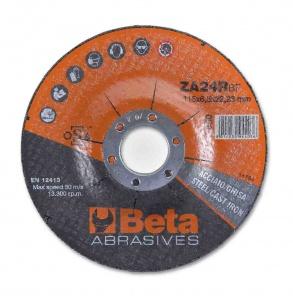 Beta 11050 disco abrasivo da sbavo per acciaio e ghisa 110500115 - dettaglio 1