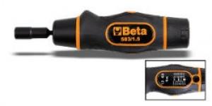 Giravite Dinamometrico a slittamento Beta 583/3 Nm 0,6-3