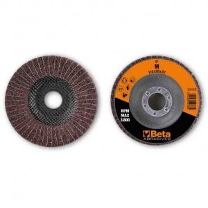 Beta 11435 disco radiale misto lamelle e tnt al corindone 114350008 - dettaglio 1