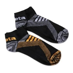 Coppia paia calza sneakers beta 074310102 7431p - dettaglio 1