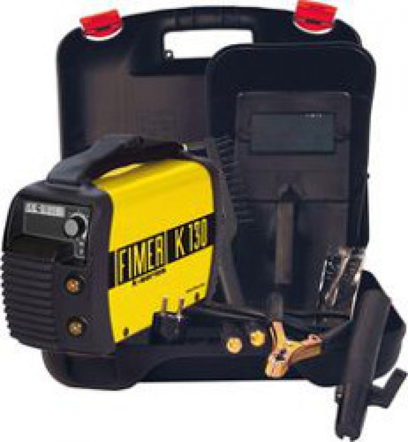Saldatrice Inverter Monofase Kw 1,3 Fimer K130 c/accessori