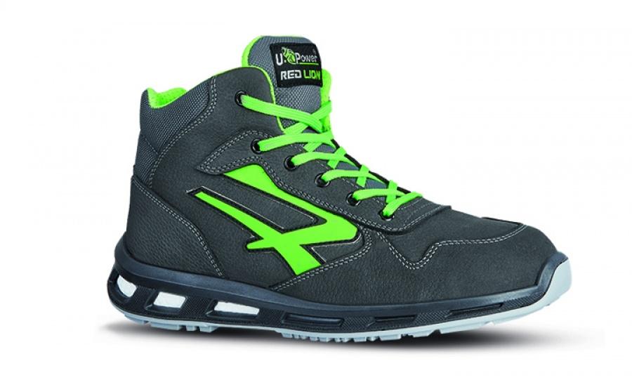 U power rl10174 u power scarpe antinfortunistiche alte hummer s3 ci src - dettaglio 1
