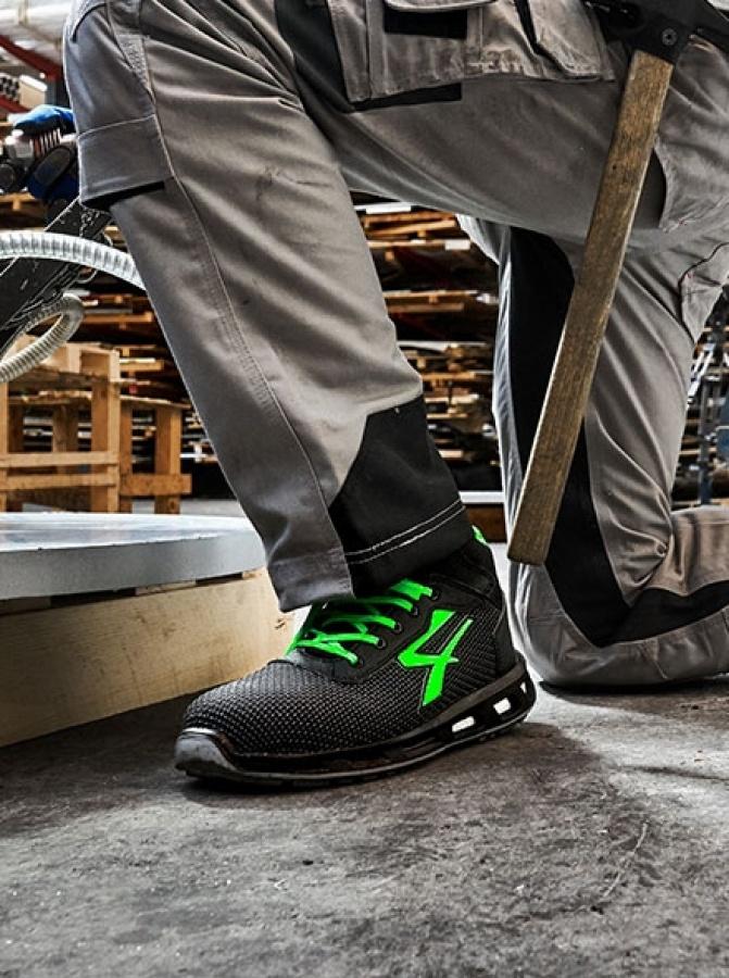 U power rl20356 u power scarpe antinfortunistiche basse strong s3 ci src - dettaglio 4