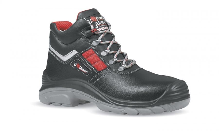 U power ua10324 u power scarpe antinfortunistiche alte devastate rs s3 src - dettaglio 1