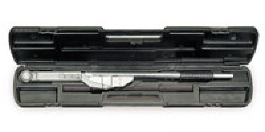 Chiave dinamometrica a disinnesto con cricchetto in valigetta Beta 677/C50 Nm 100-500