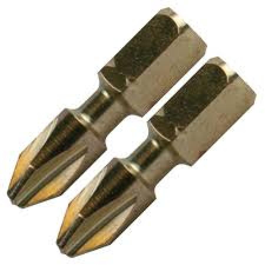 Inserto Torsion Gold mm. 25 Makita art. B-28329 PH1 pz. 2