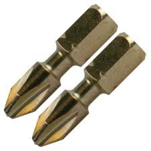 Inserto Torsion Gold mm. 25 Makita art. B-28341 PH3 pz. 2