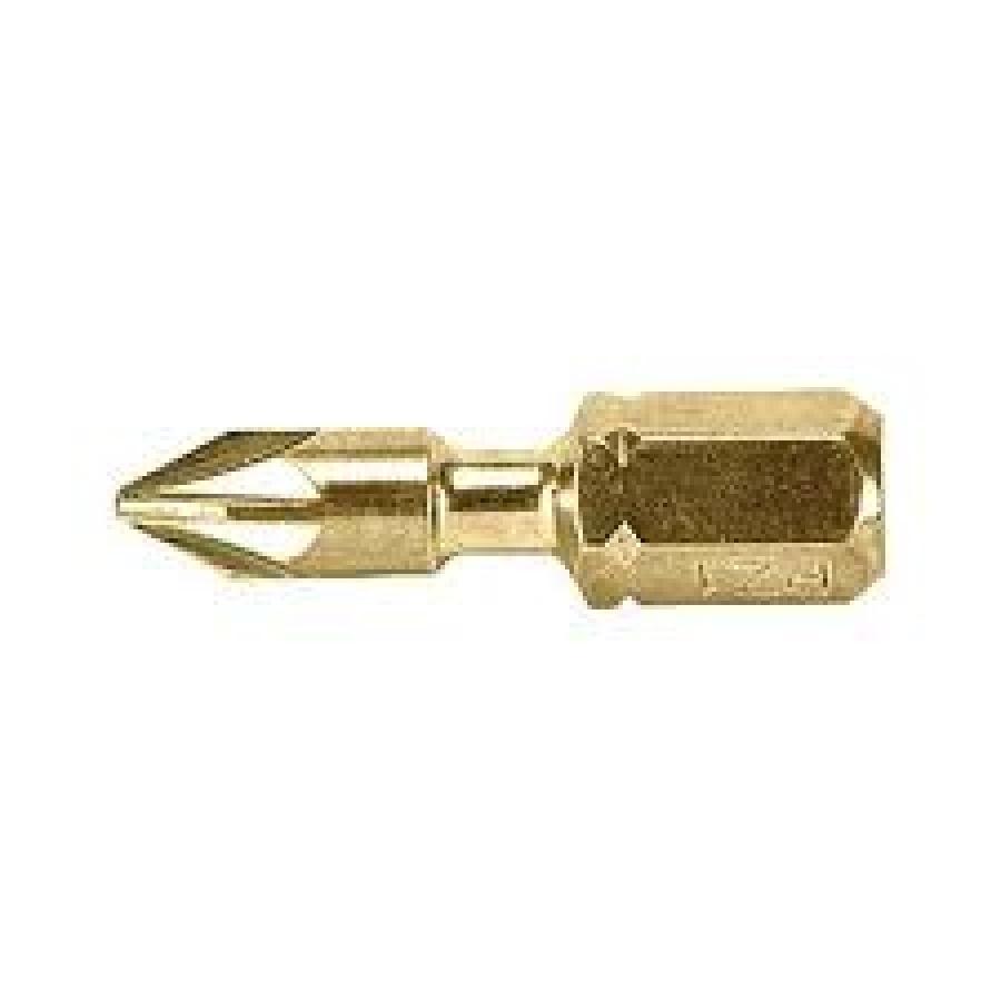 Inserto Torsion Gold mm. 25 Makita art. B-28450 PZ 2 pz. 2