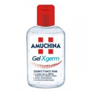 Amuchina Disinfettante mani gel 80 ml - 80278