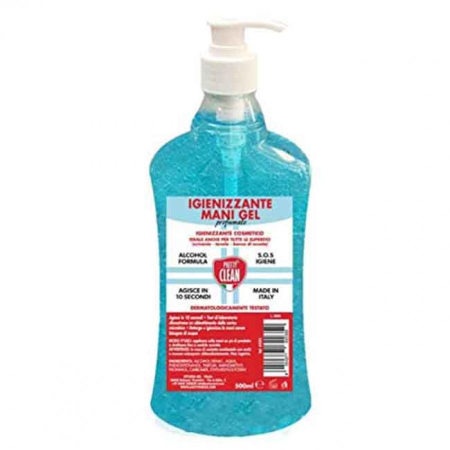 Pretty Clean Disinfettante mani gel 500 ml - 80356