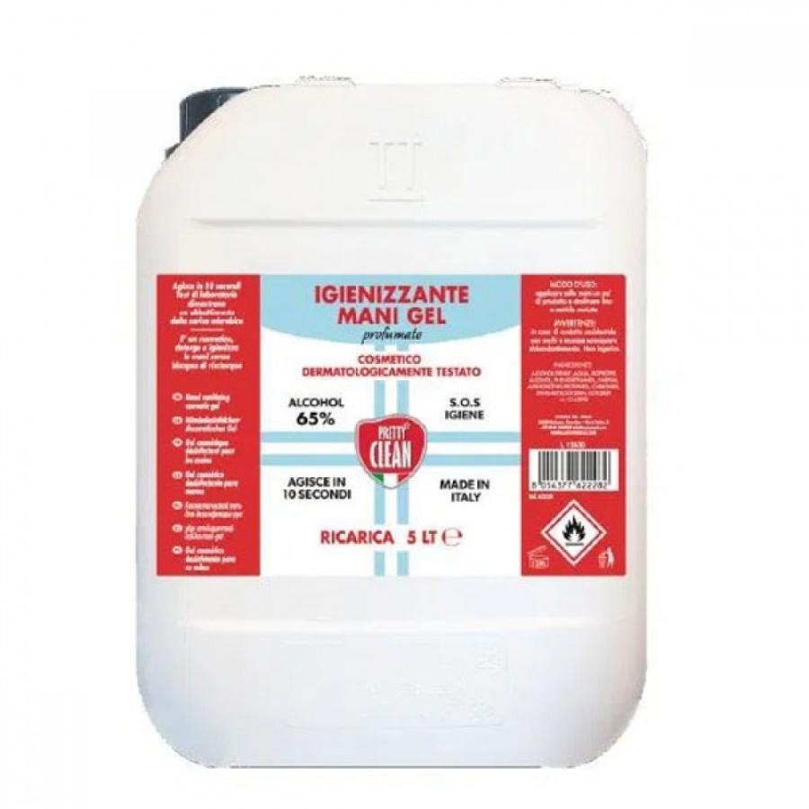 Pretty Clean Disinfettante mani gel 5000 ml - 80444