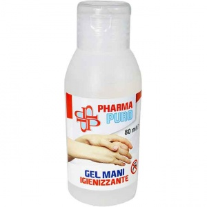 Pharma Puro Disinfettante mani gel 80 ml - 80348