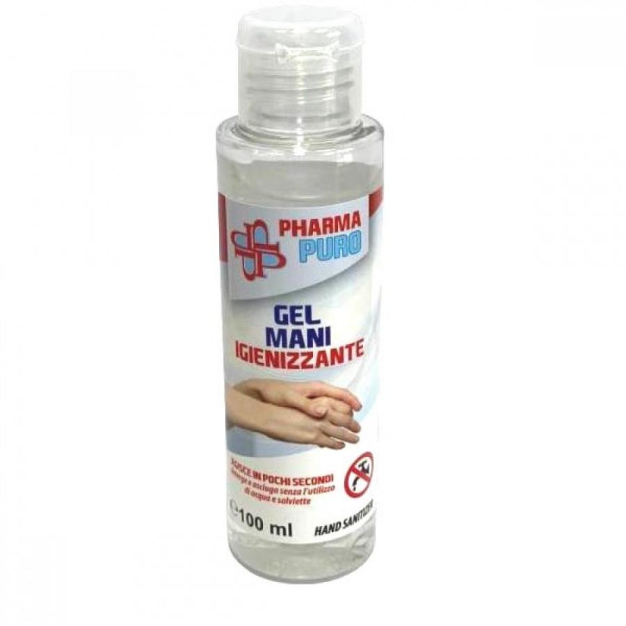 Pharma Puro Disinfettante mani gel 100 ml - 80347
