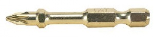 Cf. Inserti Torsion Gold mm. 50 Makita art. B-28276 PZ 1 pezzi 2