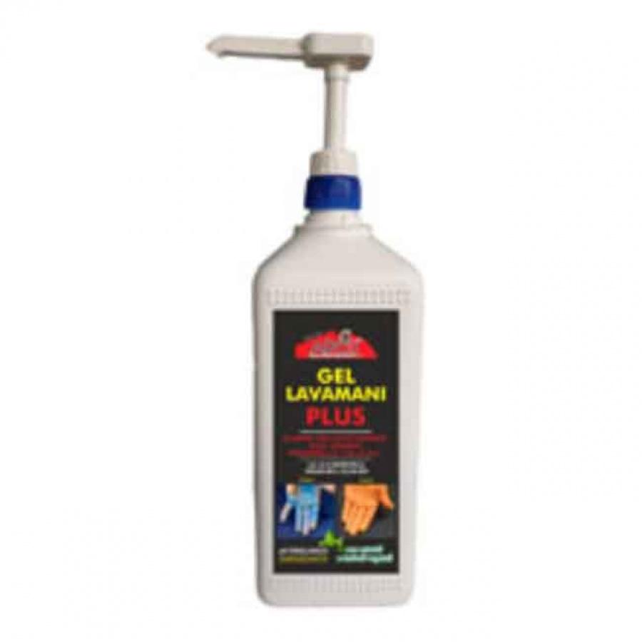 Ares Sapone gel lavamani 1,00 l - 80345