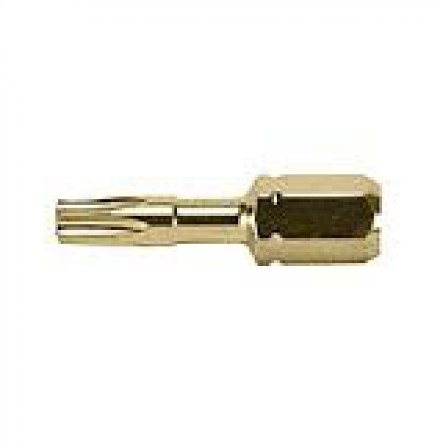 Cf. Inserti Torsion Gold mm. 25 Makita art. B-28391 TX 10 pezzi 2