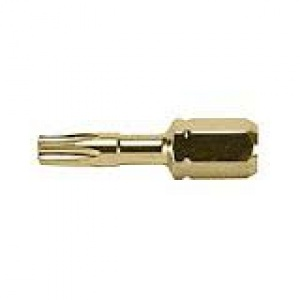 Cf. Inserti Torsion Gold mm. 25 Makita art. B-28400 TX 15 pezzi 2
