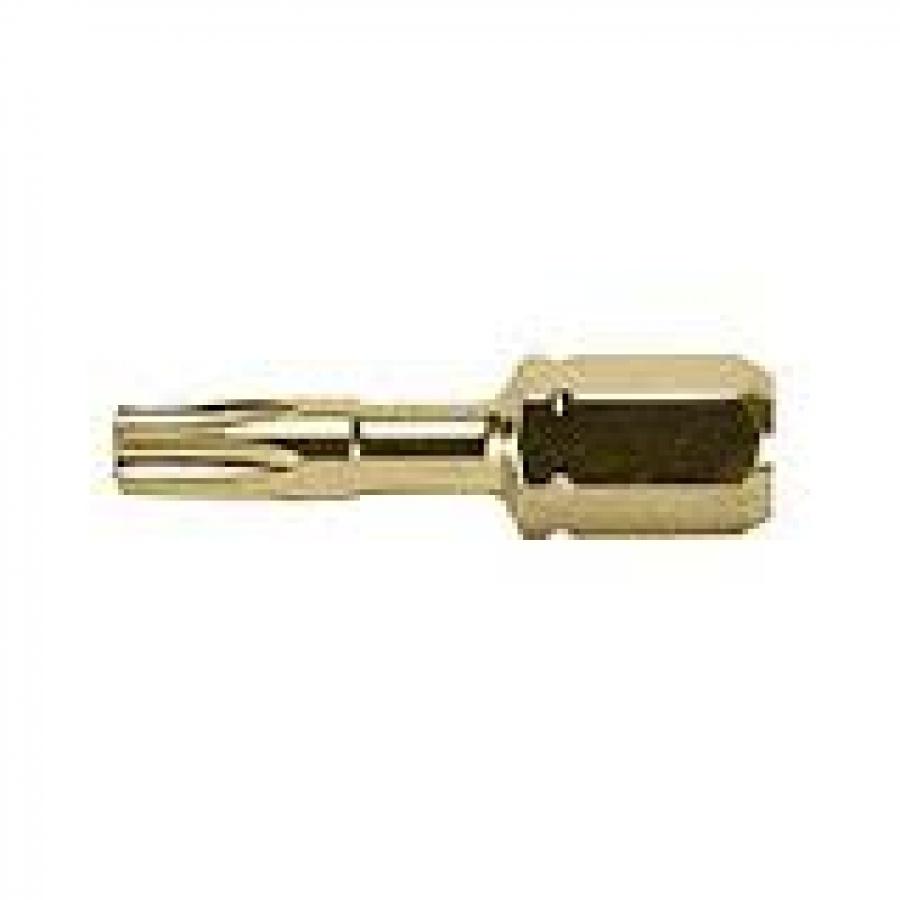 Cf. Inserti Torsion Gold mm. 25 Makita art. B-28438 TX 30 pezzi 2